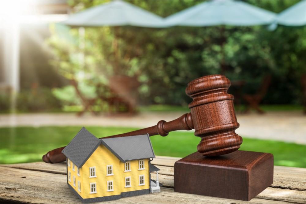 不動産を法で規制